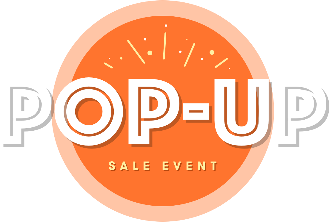 POP-UP Sale event